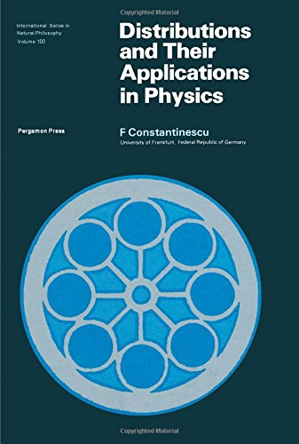 9780080182971: Distributions and Their Applications in Physics