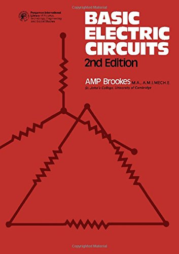 9780080183107: Basic Electric Circuits (Pergamon international library)