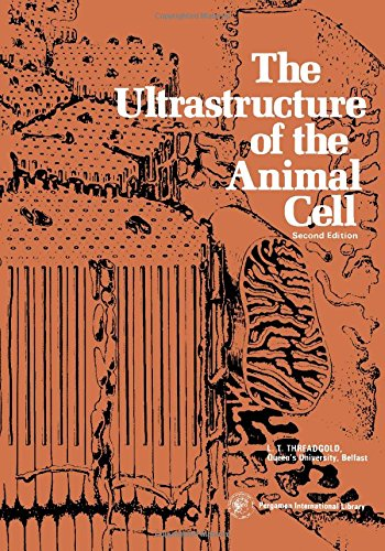 9780080189581: Ultrastructure of the Animal Cell (Pure & Applied Biology Monographs) by Thre...