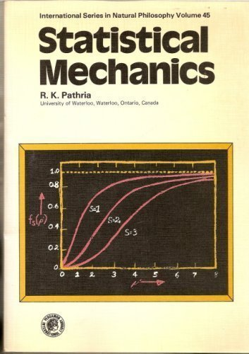 9780080189949: Statistical Mechanics (International Series on Nuclear Energy)