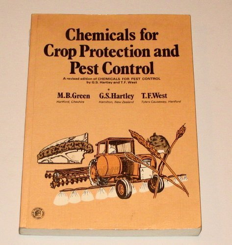 9780080190136: Chemicals for Crop Protection and Pest Control