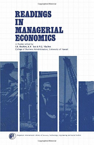 9780080196053: Readings in managerial economics