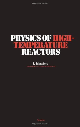 9780080196169: Physics of High Temperature Reactors