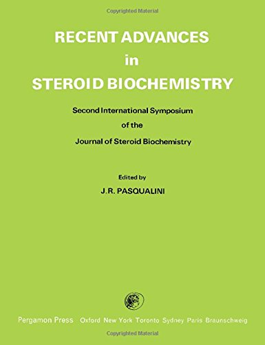 9780080197098: Recent Advances in Steroid Biochemistry