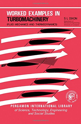 9780080197975: Worked Examples in Turbomachinery