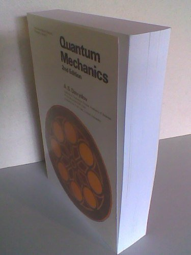 9780080204376: Quantum Mechanics: 001 (Monographs in Natural Philosophy)