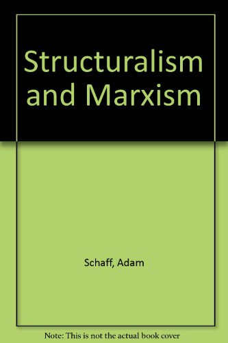9780080205052: Structuralism and Marxism