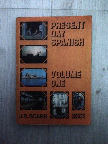 9780080205205: Present Day Spanish: v. 1