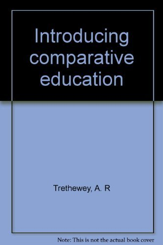 9780080205632: Introducing comparative education