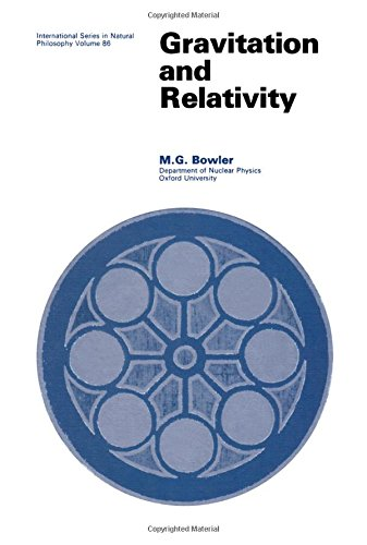 9780080205670: Gravitation and Relativity (Monographs in Natural Philosophy)
