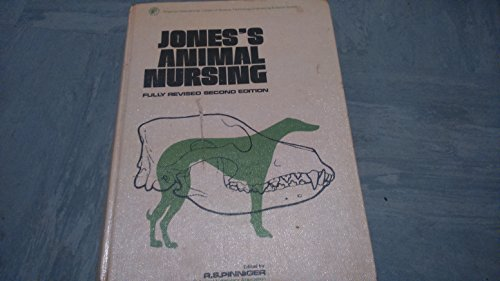 9780080205960: Jones' Animal Nursing (Pergamon international library)