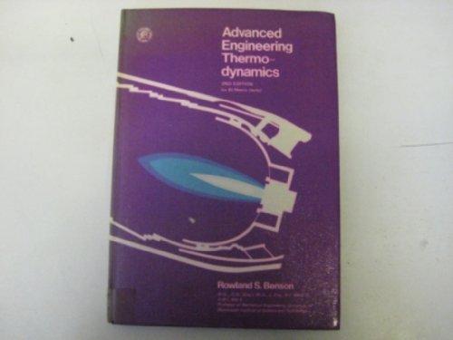 9780080207193: Advanced Engineering Thermodynamics (Pergamon international library)