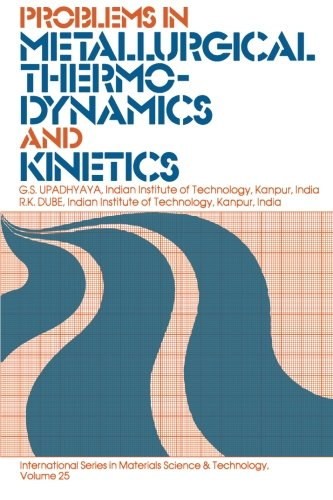9780080208640: Problems in Metallurgical Thermodynamics and Kinetics: International Series on Materials Science and Technology (Materials Science & Technology Monographs) (Volume 25)