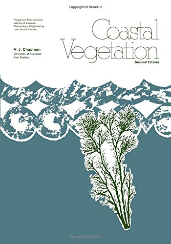 9780080208961: Coastal Vegetation (Pergamon international library of science, technology, engineering, and social studies)