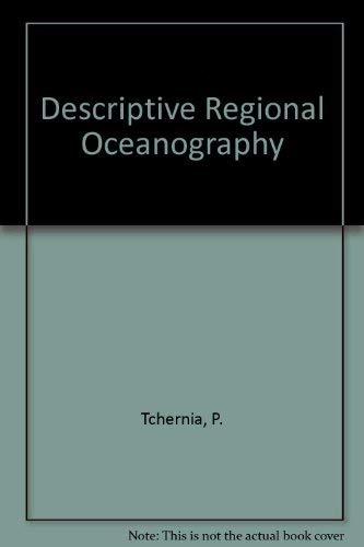 9780080209197: Descriptive Regional Oceanography