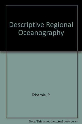 9780080209197: Descriptive Regional Oceanography