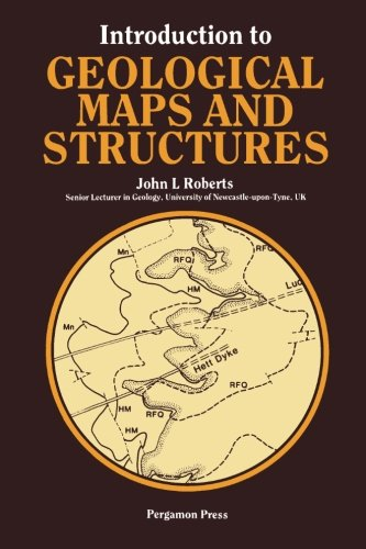 9780080209203: Introduction to Geological Maps and Structures (Pergamon international library of science, technology, engineering & social studies)