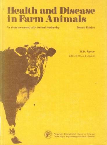 9780080209326: Health and Disease in Farm Animals (Pergamon international library of science, technology, engineering, and social studies)