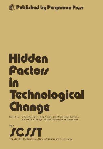9780080210070: Hidden Factors in Technological Change