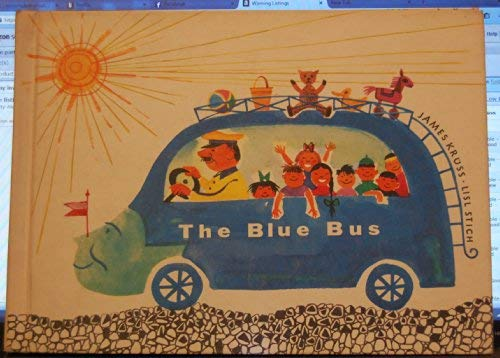 9780080210858: The Blue Bus