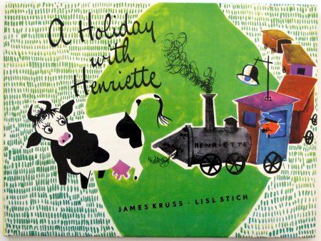 9780080210865: A Holiday with Henriette