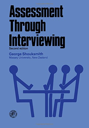 9780080211510: Assessment Through Interviewing (Pergamon international library of science, technology, engineering, & social studies)