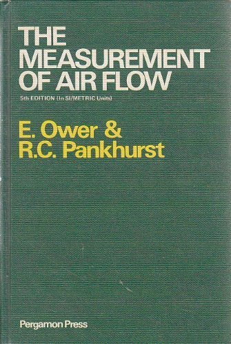 9780080212821: Measurement of Air Flow: In Si-Metric Units