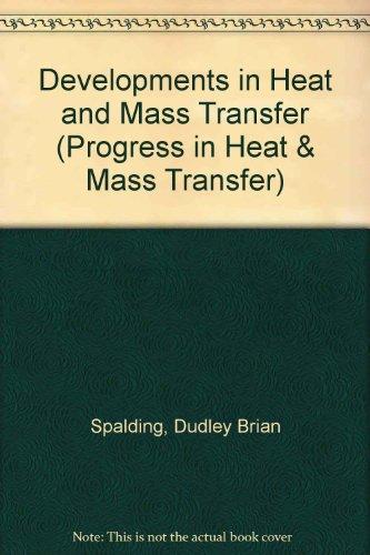 9780080212852: Progress in Heat and Mass Transfer (Progress in Heat & Mass Transfer)