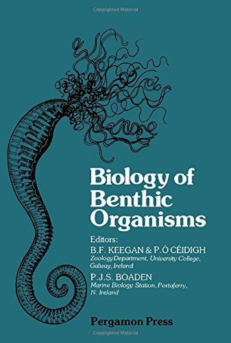 9780080213781: Marine Biology: European Symposium Proceedings: Biology of Benthic Organisms 11th