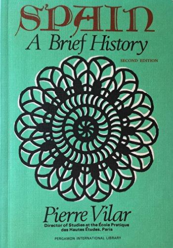9780080214610: Brief History of Spain (Pergamon Oxford Spanish)