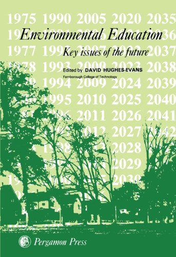 9780080214900: Environmental Education: Key Issues of the Future (... a supplement to the 'Habitat' journal)