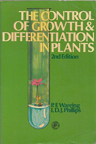 9780080215259: The Control of Growth and Differentiation in Plants