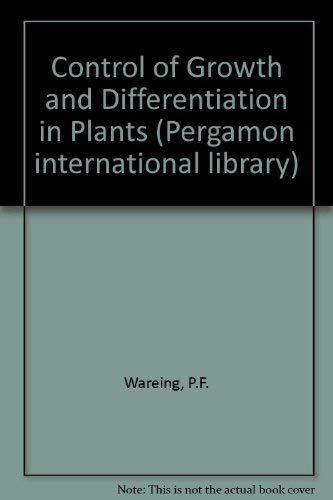 9780080215266: Control of Growth and Differentiation in Plants (Pergamon international library)
