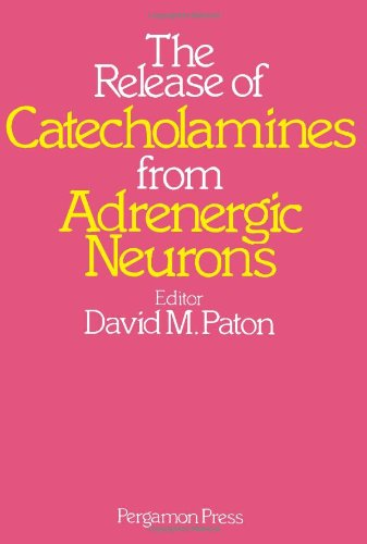 9780080215365: Release of Catecholamines from Adrenergic Neurons