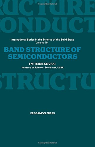 9780080216577: Band Structure of Semiconductors (International series on the science of the solid state)