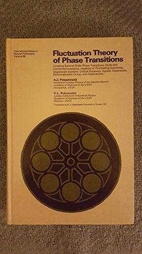 9780080216645: Fluctuation Theory of Phase Transitions (Monographs in Natural Philosophy) (English and Russian Edition)