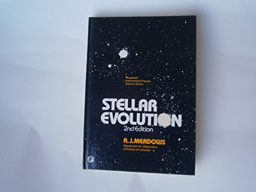9780080216683: Stellar Evolution (International Popular Science)