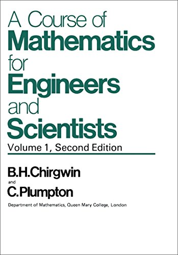 9780080216782: A course of mathematics for engineers and scientists (Pergamon international library)