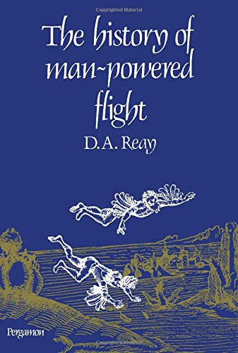 9780080217383: The History of Man-powered Flight