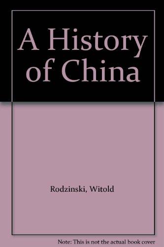 9780080218069: A History of China