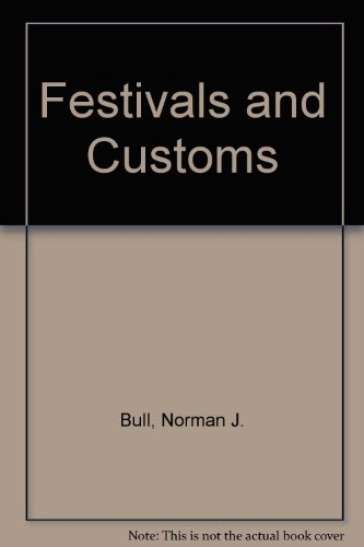 9780080218878: Festivals and Customs