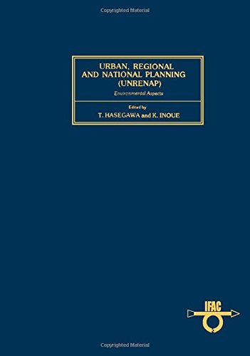 Urban, Regional and National Planning: Workshop Proceedings,: International Federation of