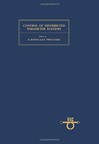 9780080220185: Control of Distributed Parameter Systems 1977: International Symposium Proceedings
