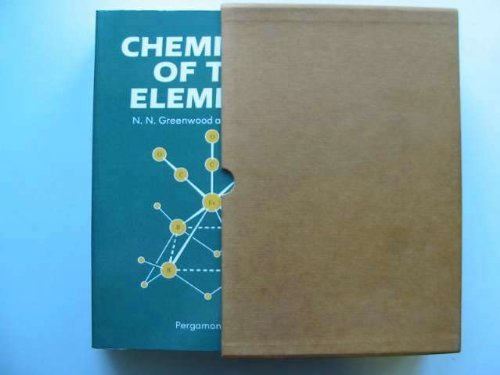 9780080220574: Chemistry of the Elements