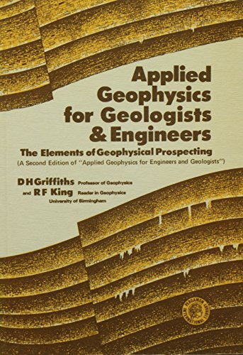 9780080220710: Applied Geophysics for Geologists and Engineers (Pergamon international library of science, technology, engineering, and social studies)