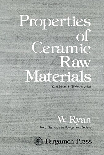 9780080221137: Properties of Ceramic Raw Materials (Pergamon international library of science, technology, engineering and social studies)