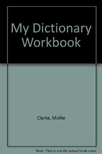 9780080221786: My Dictionary Workbook