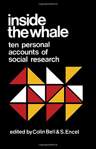 9780080222448: Inside the whale: Ten personal accounts of social research