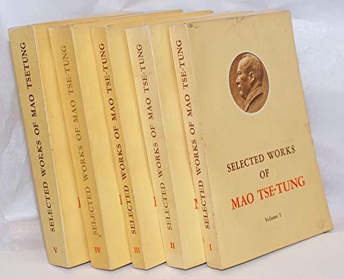 9780080222622: Selected Works of Mao Tse-Tung