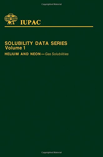 9780080223513: Helium and Neon: Gas Solubilities (IUPAC Publications)